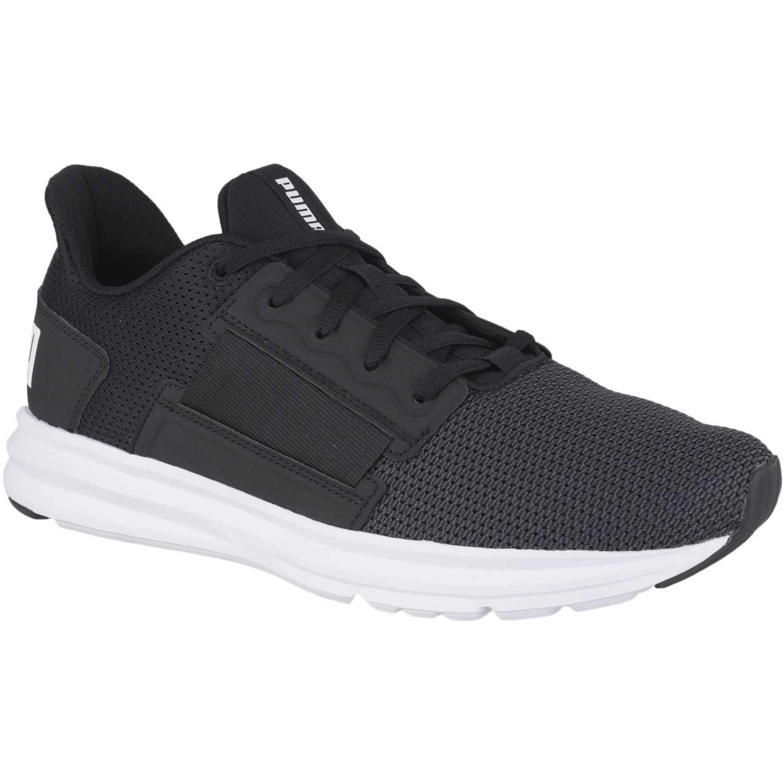 285272a194 Zapatillas de Hombre Puma Negro / blanco enzo street | platanitos.com