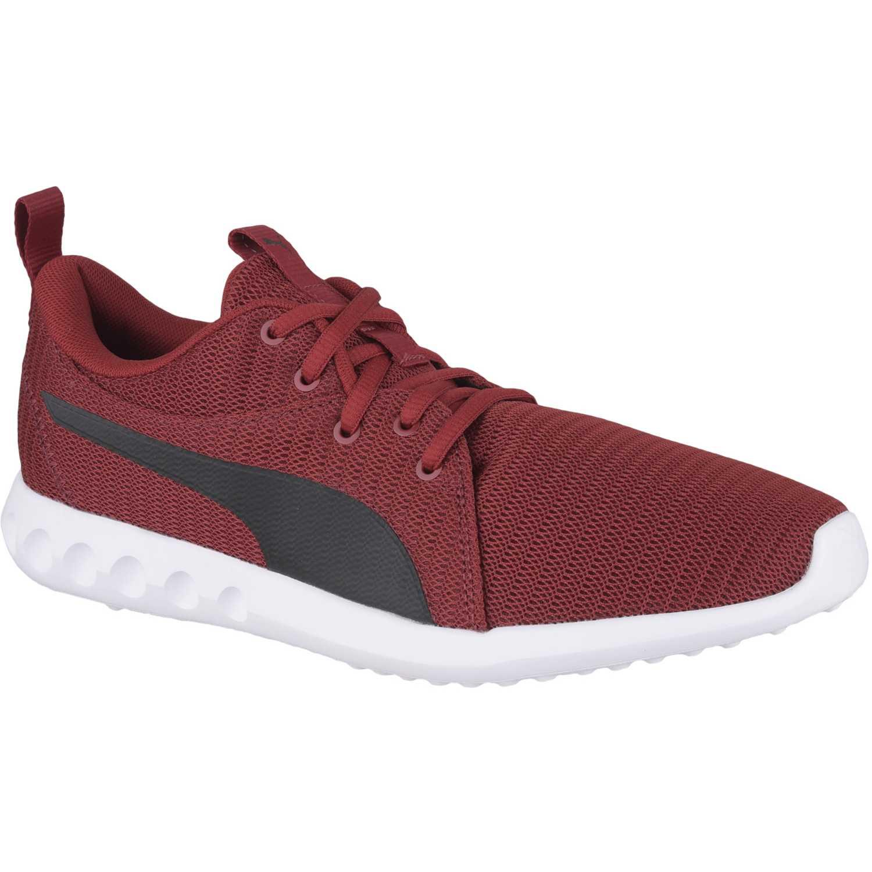 Puma Carson 2 Rojo / negro Correr por carretera