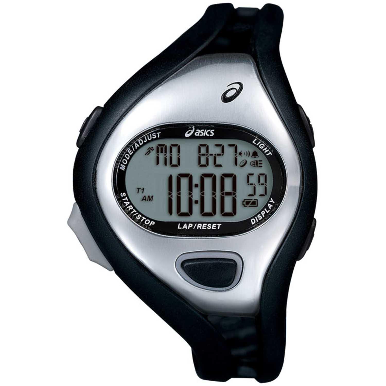 Asics cqar0501 NEGRO / GRIS Relojes de Pulsera