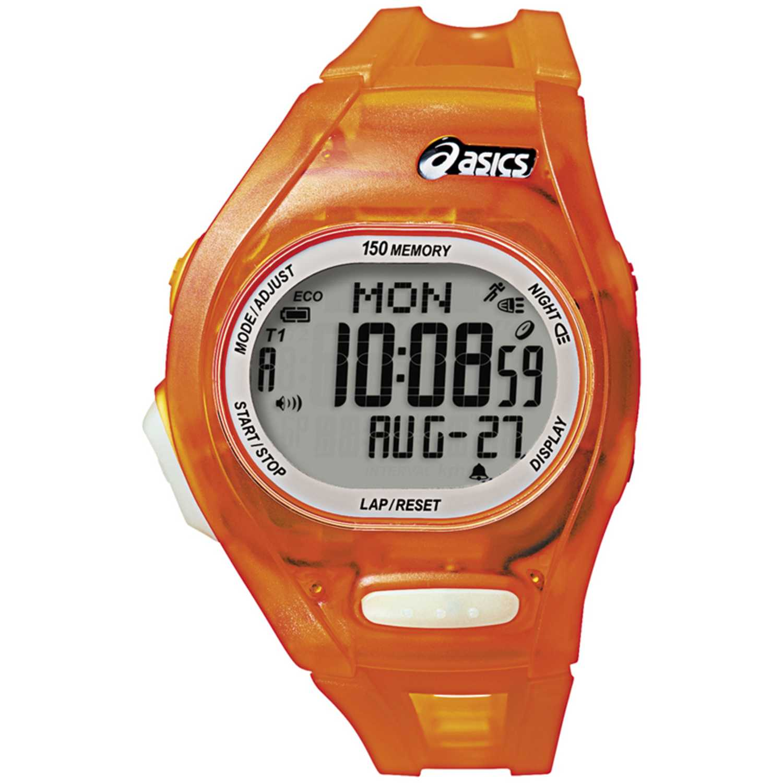 Asics Cqar0803 Anaranjado Relojes de pulsera
