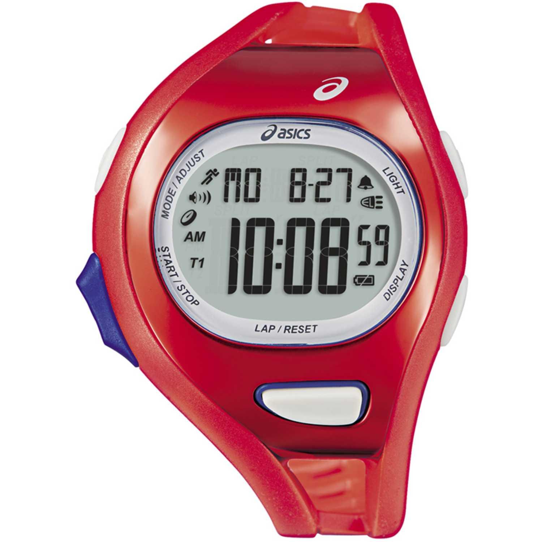 Asics cqar0706 Rojo Relojes de Pulsera