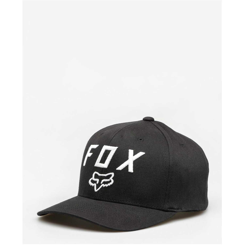 Fox legacy moth 110 snapback Negro / blanco Gorros de Baseball