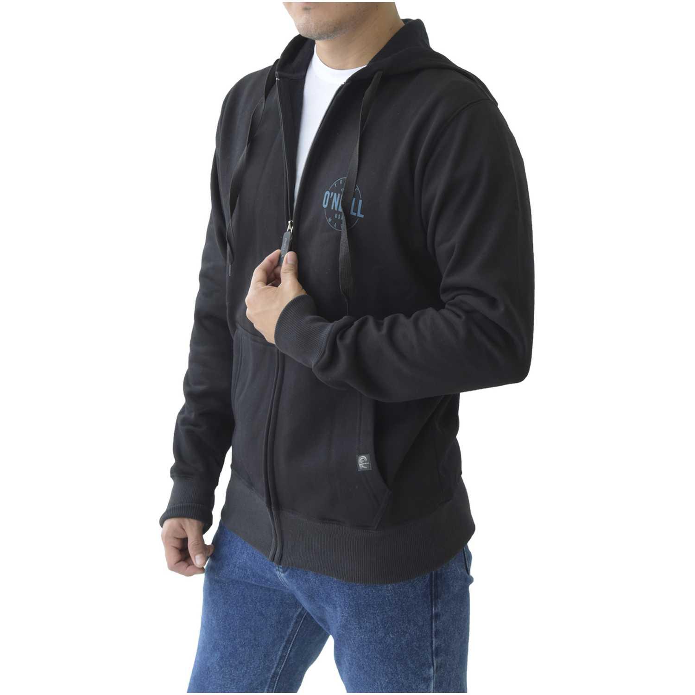 Casaca de Hombre ONEILL Plomo agent zip hoodie