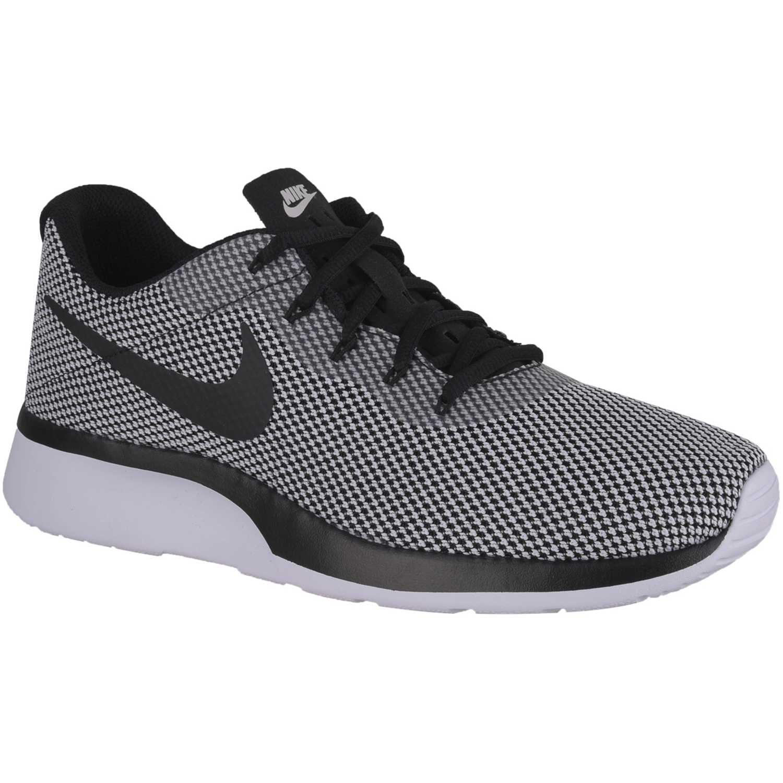 Nike nk tanjun racer Gris / negro Walking