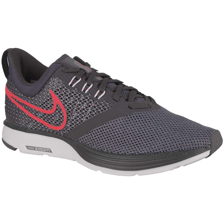Nike wmns nike zoom strike Plomo Running en pista