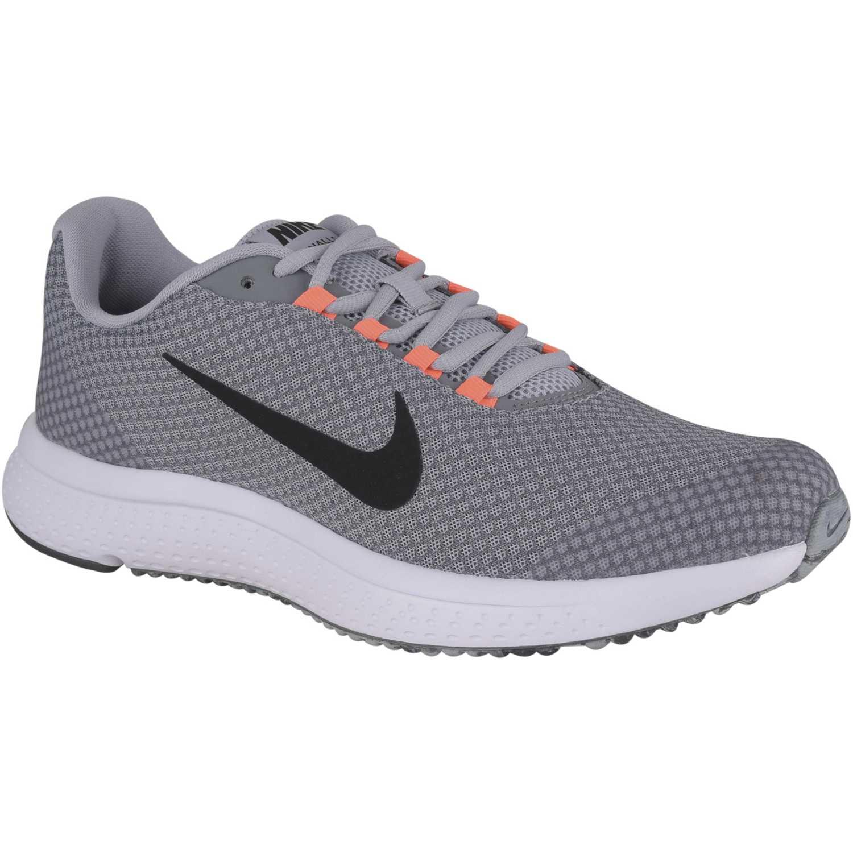 Nike nike runallday Gris / negro Running en pista
