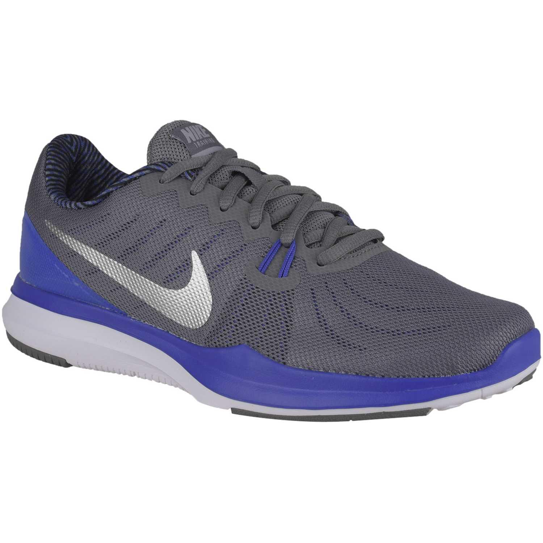 Nike w in-season tr 7 Gris / morado Mujeres