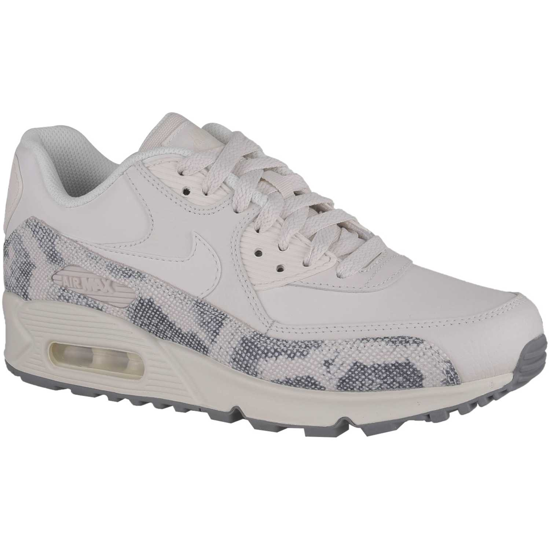 Nike w air max 90 prm Blanco/varios Walking