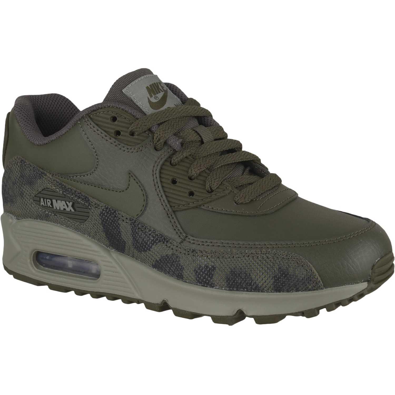 Nike w air max 90 prm Olivo Walking