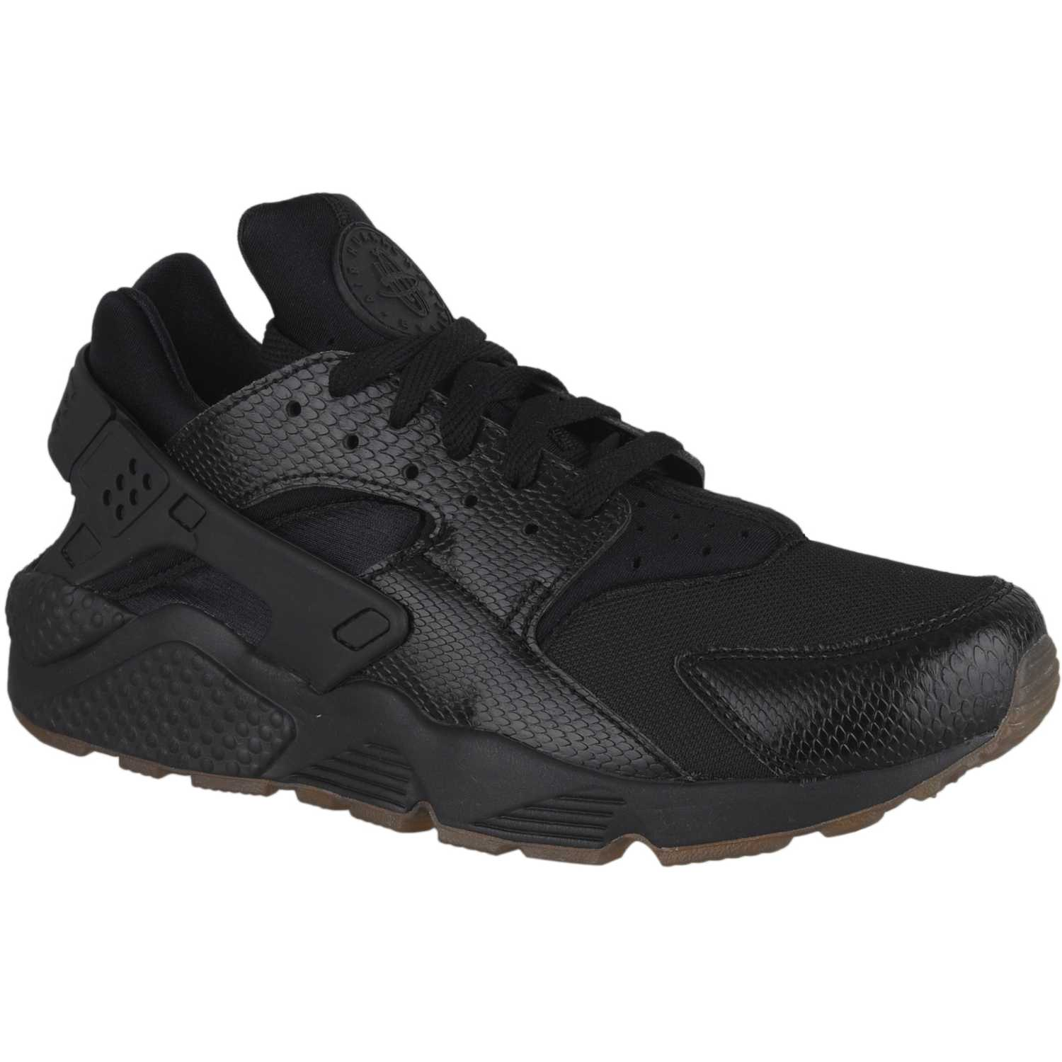 Nike air huarache Plomo / negro Walking