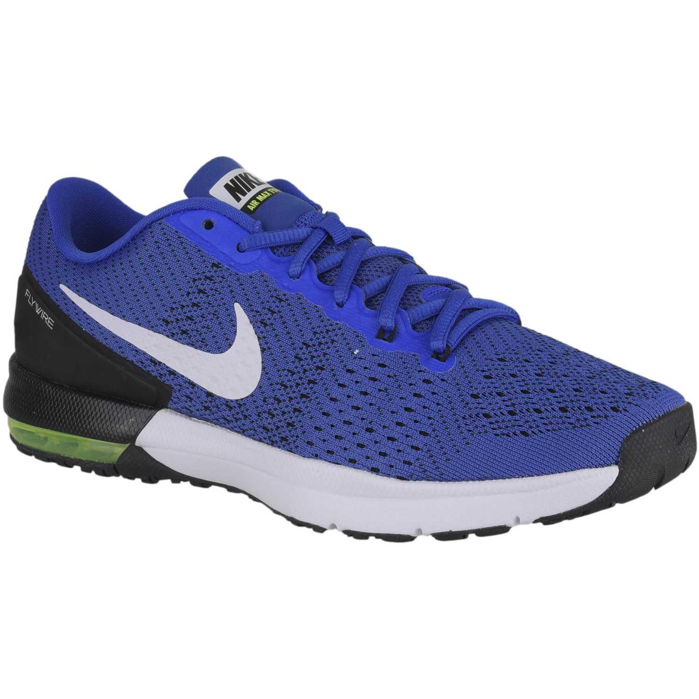 Nike air max typha Azulino negro Hombres |