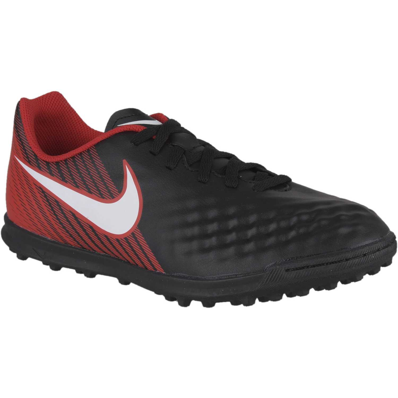 Boca de Mujer Nike Negro / rojo jr magistax ola ii tf