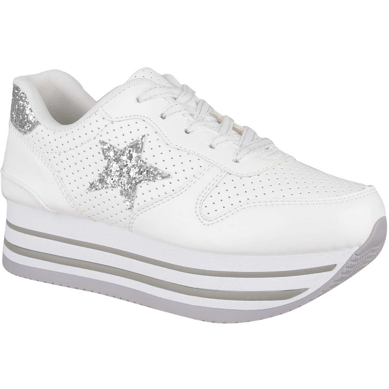 Platanitos zc 6007 Blanco Zapatillas Fashion