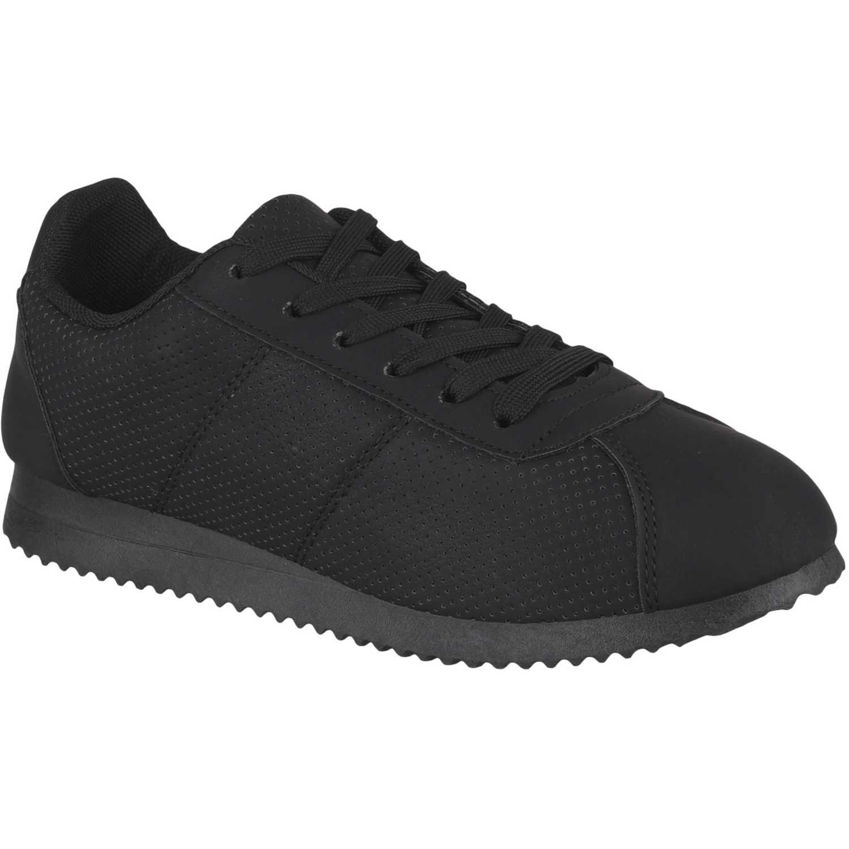 Zapatillas de Mujer Platanitos Negro zc 7250