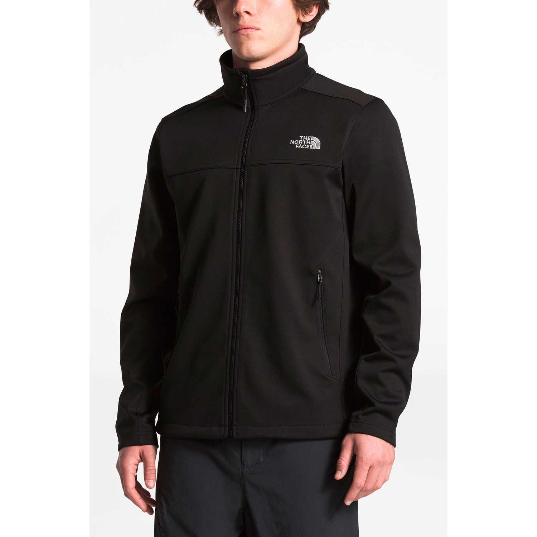 Casacas de Hombre The North Face Negro m apex canyonwall jacket