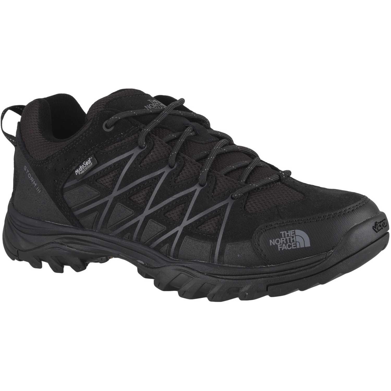 The North Face M Storm Iii Wp Plomo / gris Zapatos de senderismo