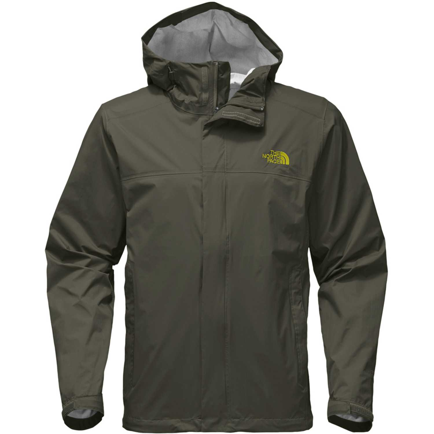 Casacas de Hombre The North Face Verde m venture 2 jacket