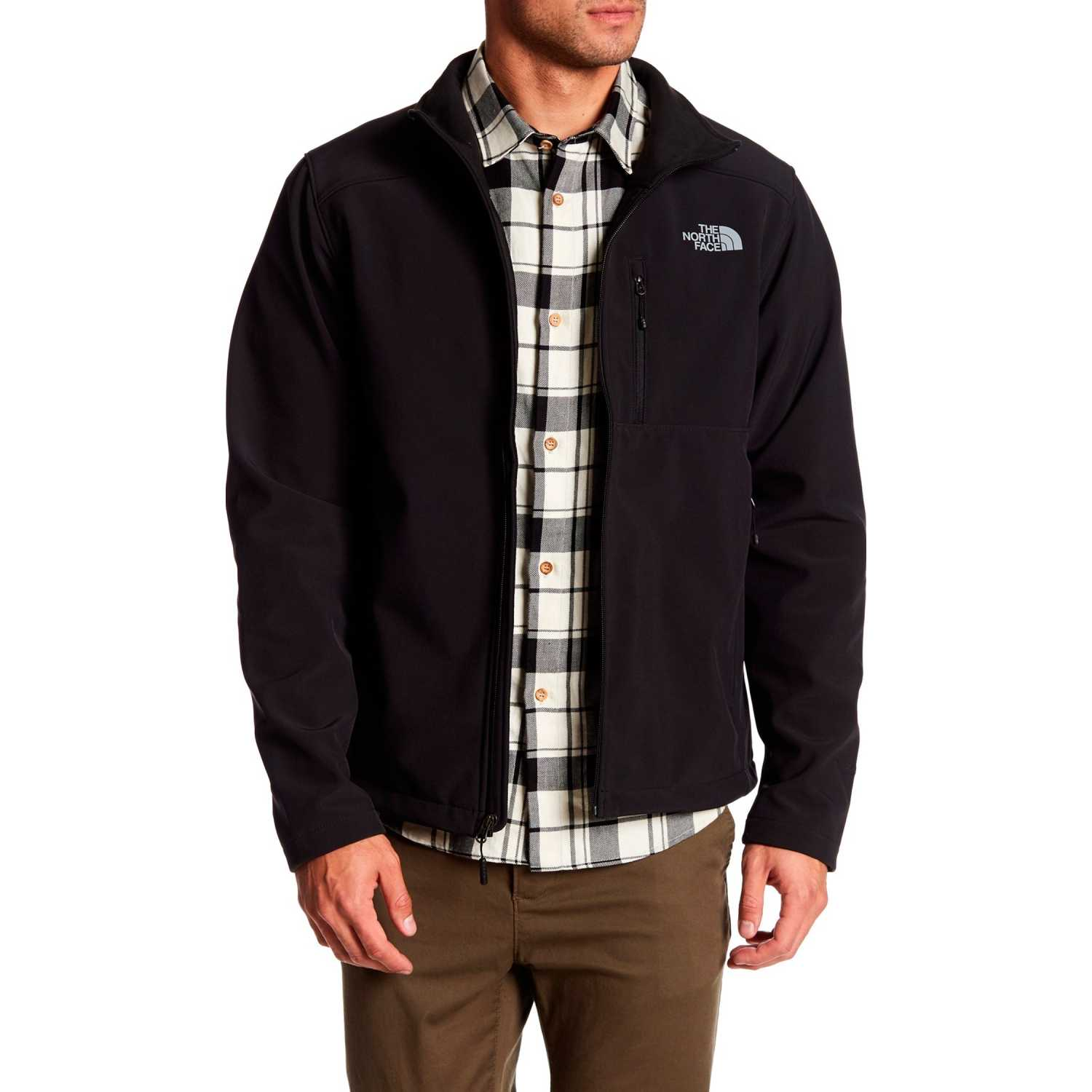 The North Face m apex bionic 2 jacket Negro Impermeables y chaquetas