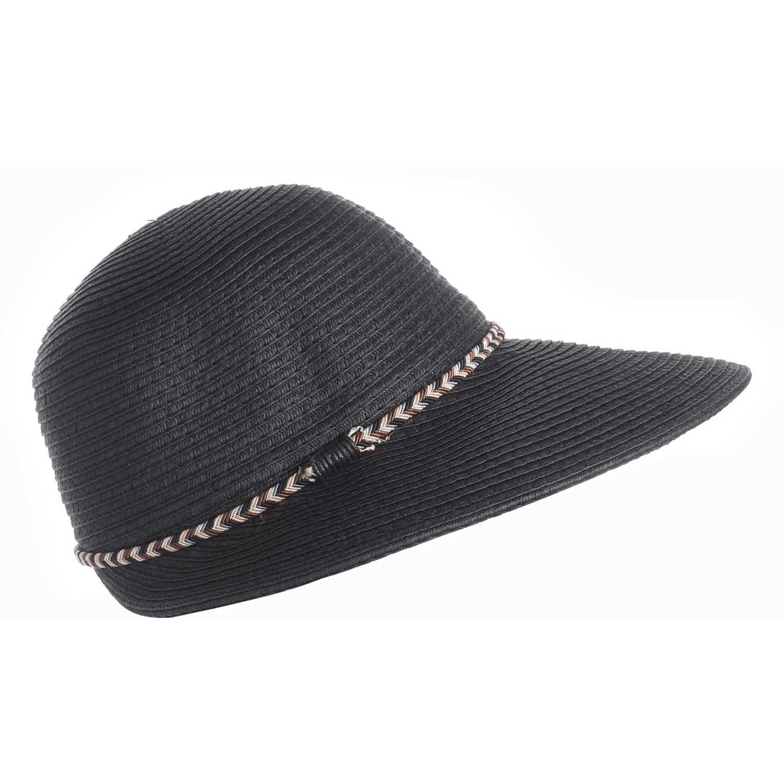 Platanitos U48-17-A Negro Sombreros de Sol