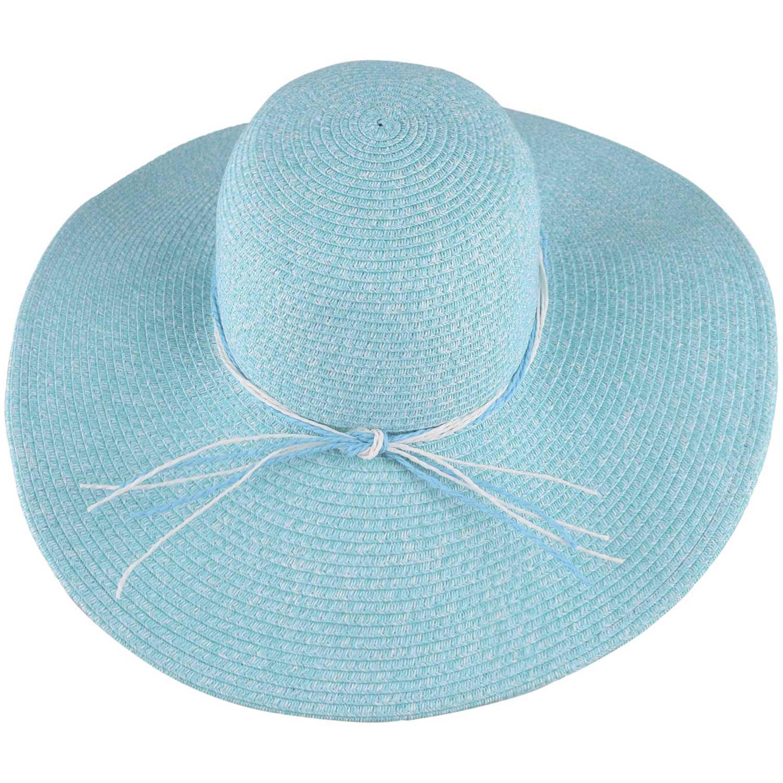 Platanitos T7-34a Turquesa Sombreros para el sol