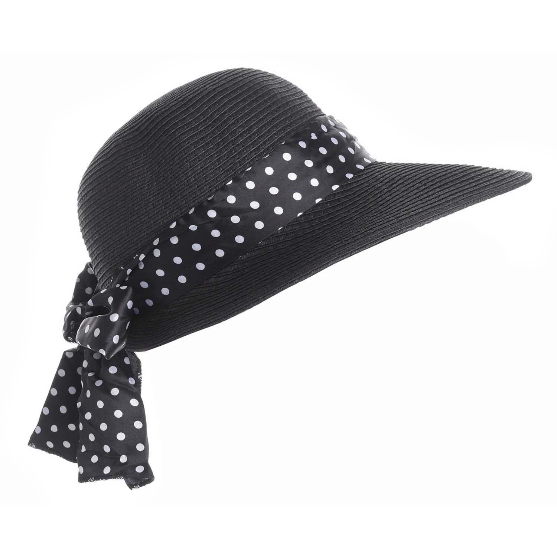 Platanitos u48-11-a Negro Sombreros de Vaqueros