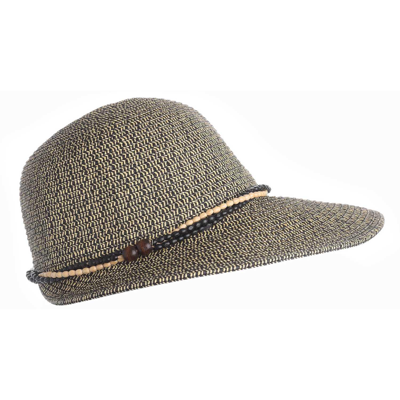 Platanitos T48-12-A Negro Sombreros de Sol
