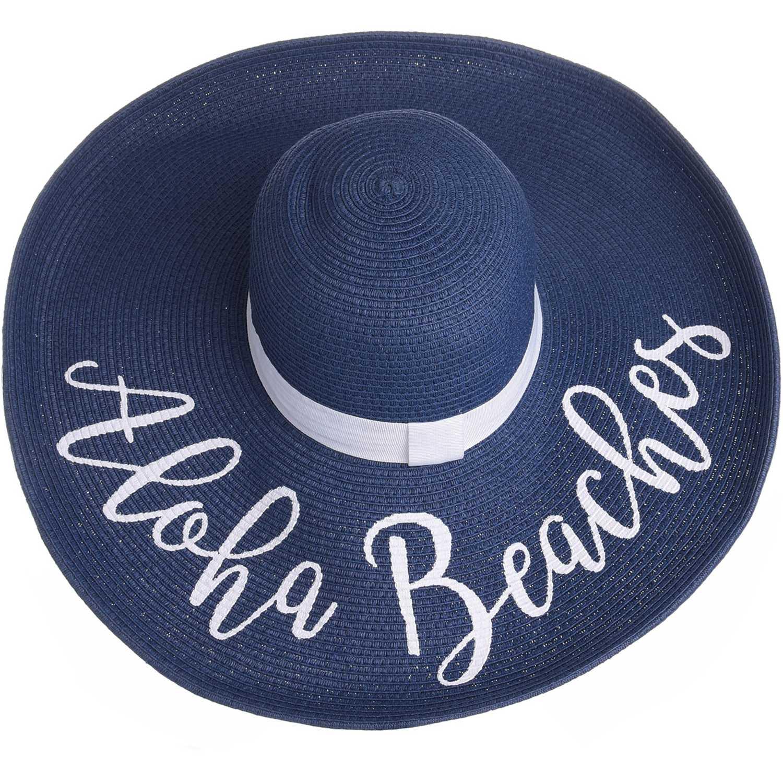 Platanitos Ua7-6-A Azul Sombreros de Sol