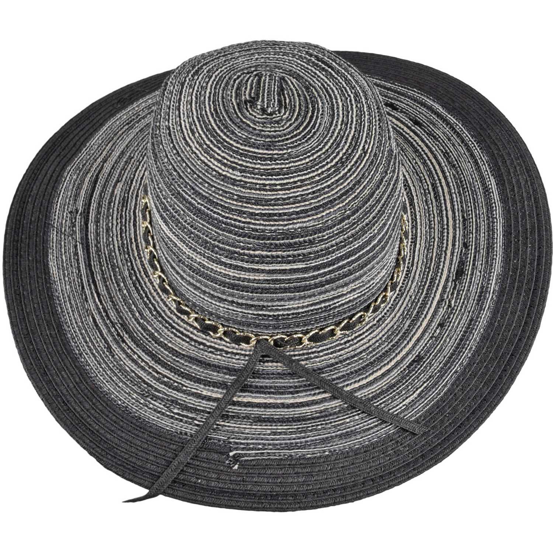 Platanitos U4-21 Negro Sombreros de Sol