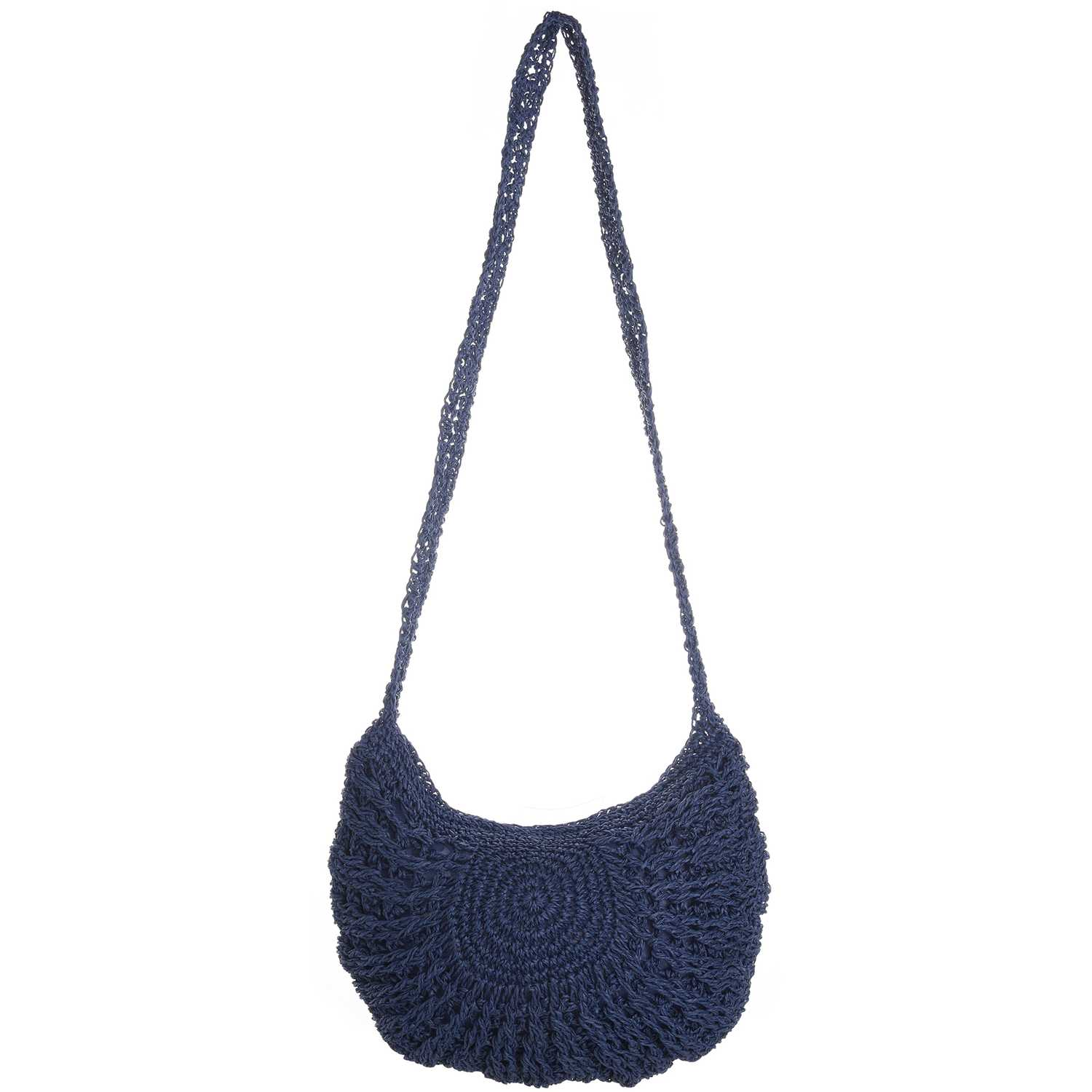 Platanitos Cd15-06044 Azul Carteras con Asa