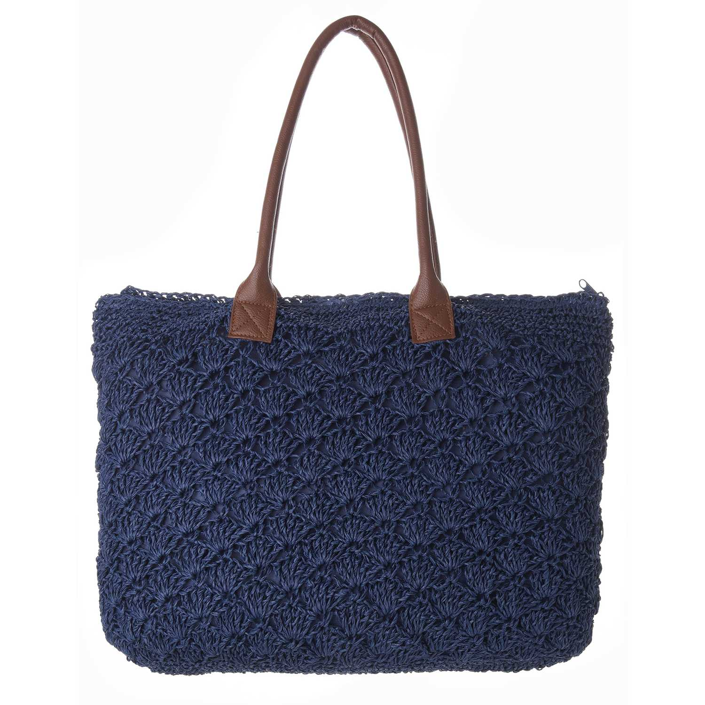 Cartera Casual de Mujer Platanitos Azul cd13-040920