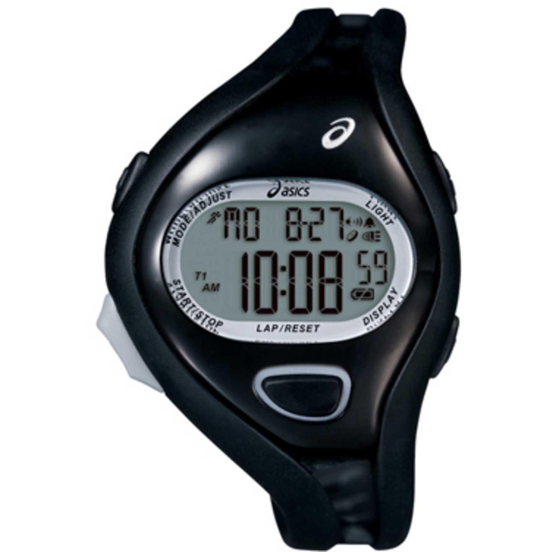 Asics Fun Runner S Negro Relojes de Pulsera
