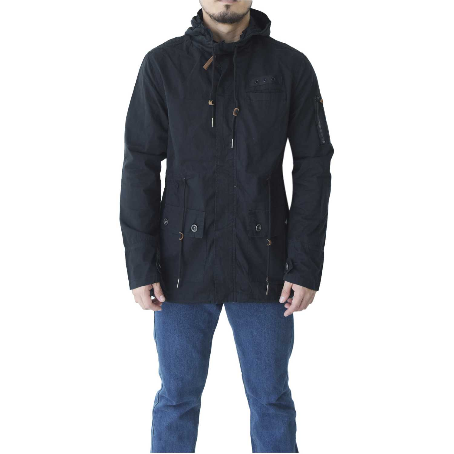 Dunkelvolk jack Negro Denim