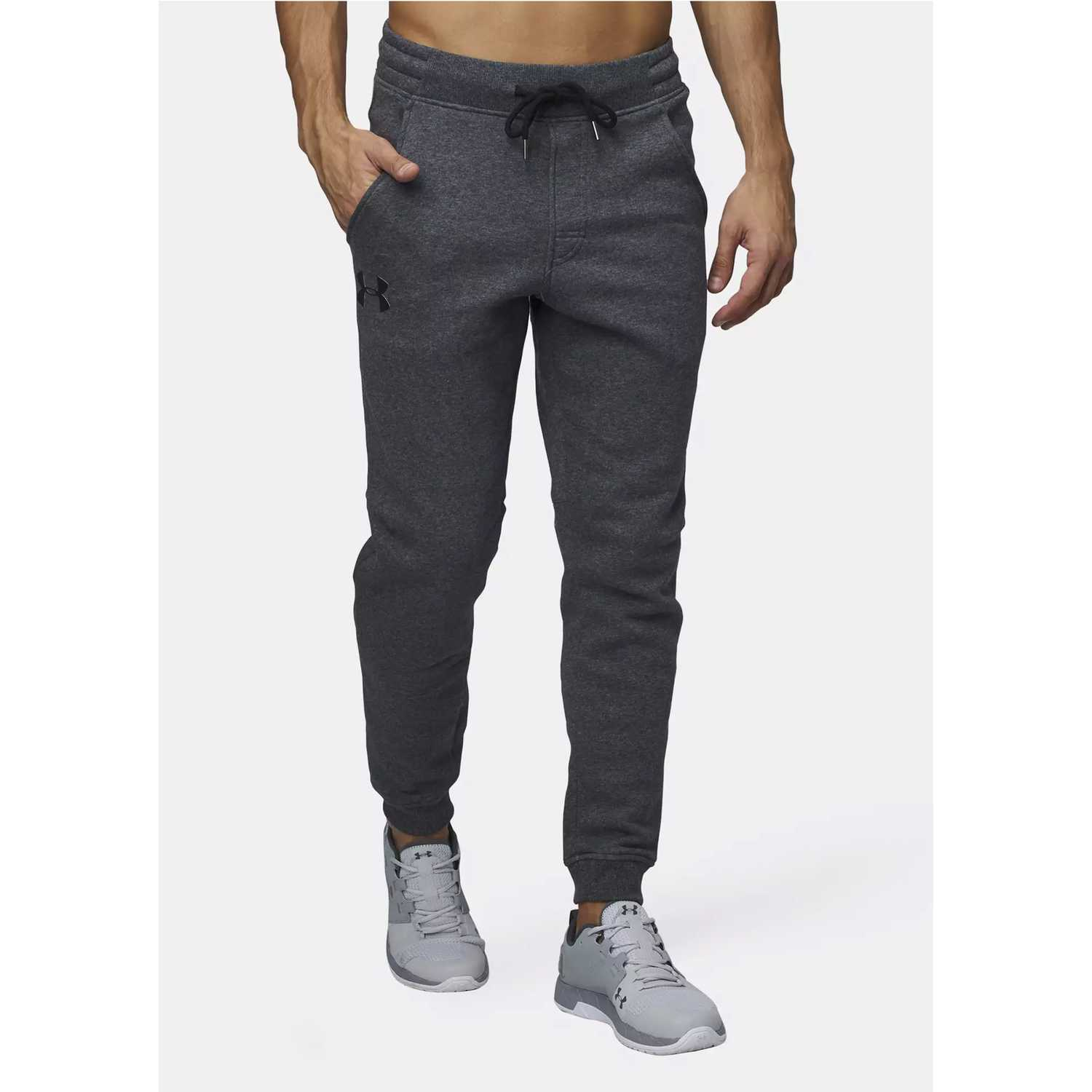 Under Armour rival fitted tapered jogger Gris Pantalones Deportivos