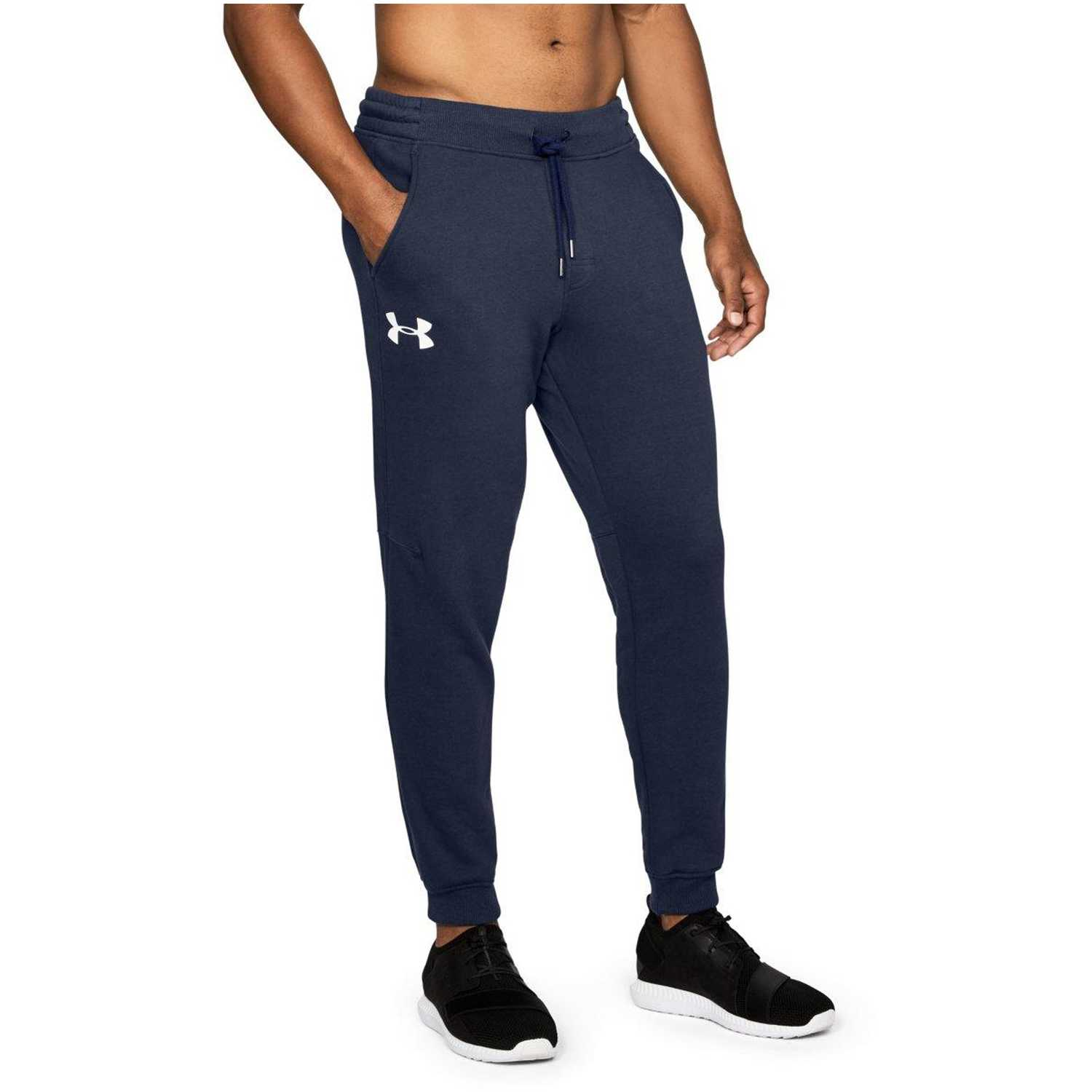 Under Armour rival fitted tapered jogger Azul Pantalones Deportivos