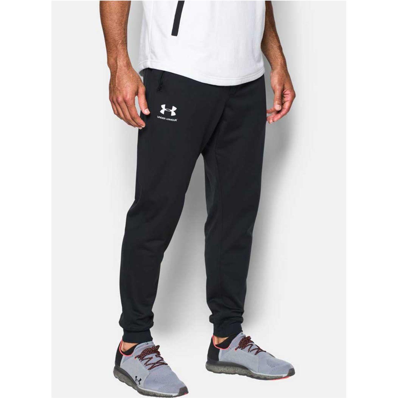 Under Armour Sportstyle Jogger Negro Pantalones Deportivos