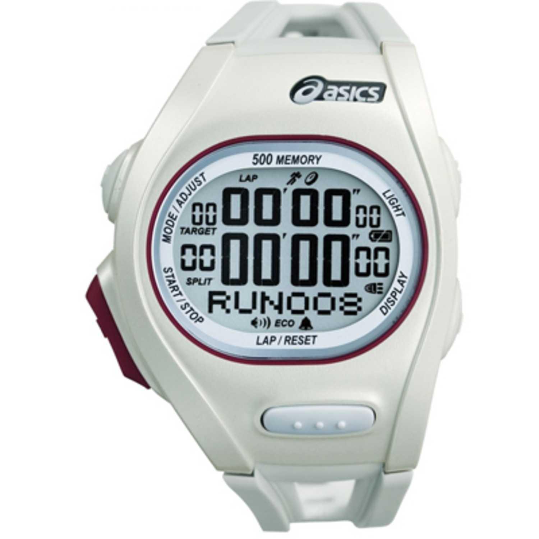 Reloj de Mujer Asics Blanco elite racer s