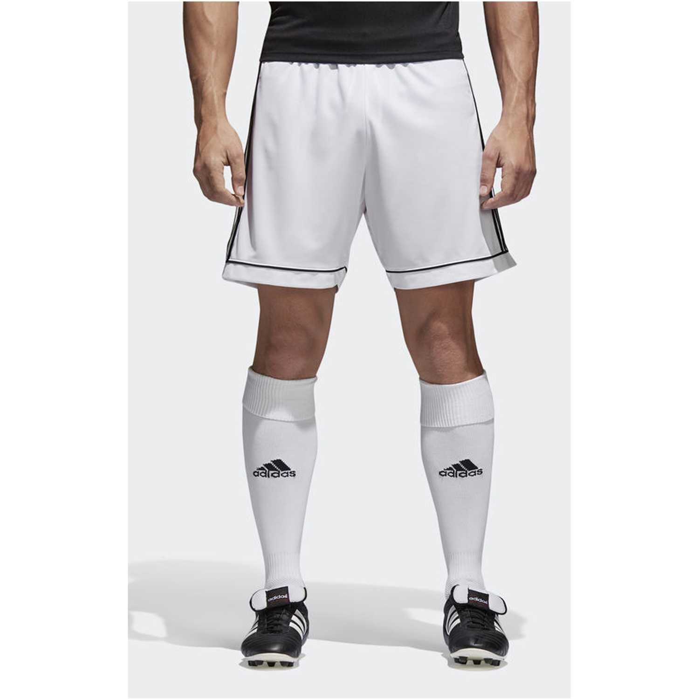 Adidas SQUAD 17 SHO Blanco / negro Shorts Deportivos