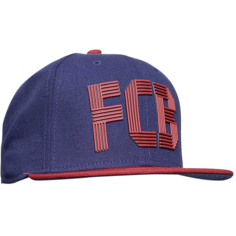 Nike fcb u nk cap squad Azul / rojo Gorros de Baseball