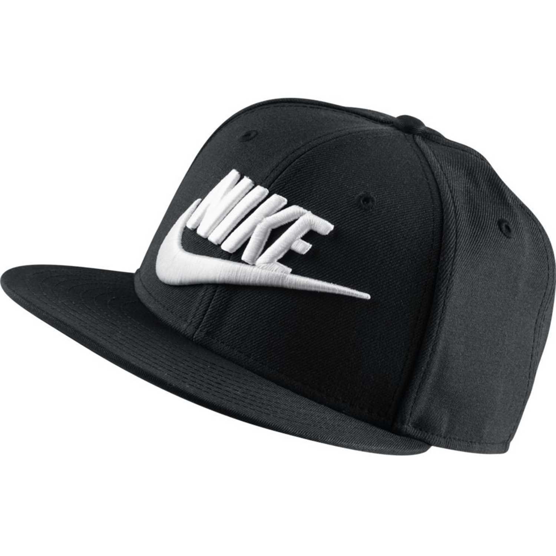 comestible Goma de dinero Maravilloso  Nike NIKE TRUE-SNAPBACK Negro Gorros de Baseball | platanitos.com