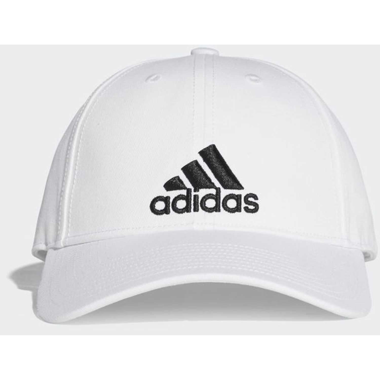 Adidas 6p cap cotton Blanco Gorros de Baseball
