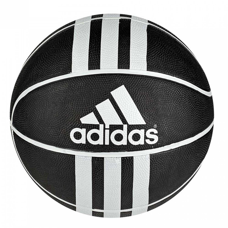Adidas 3s Rubber X Negro / blanco Bolas