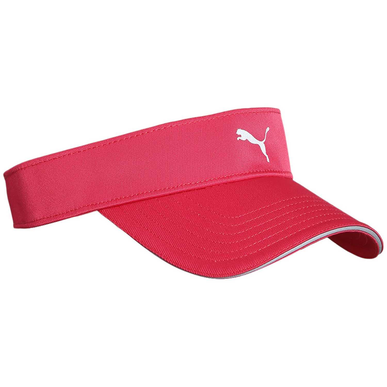 Puma duocell tech visor ii Rosado Gorros de Baseball