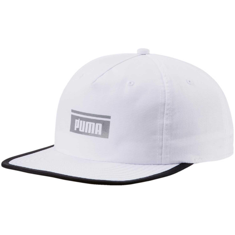 Gorro de Hombre Puma Blanco pace fb sb