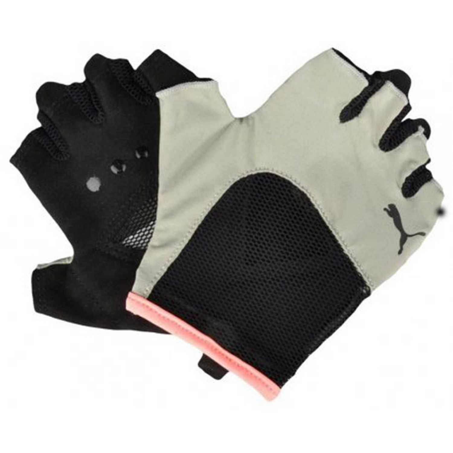 Puma gym gloves Gris negro Guantes |
