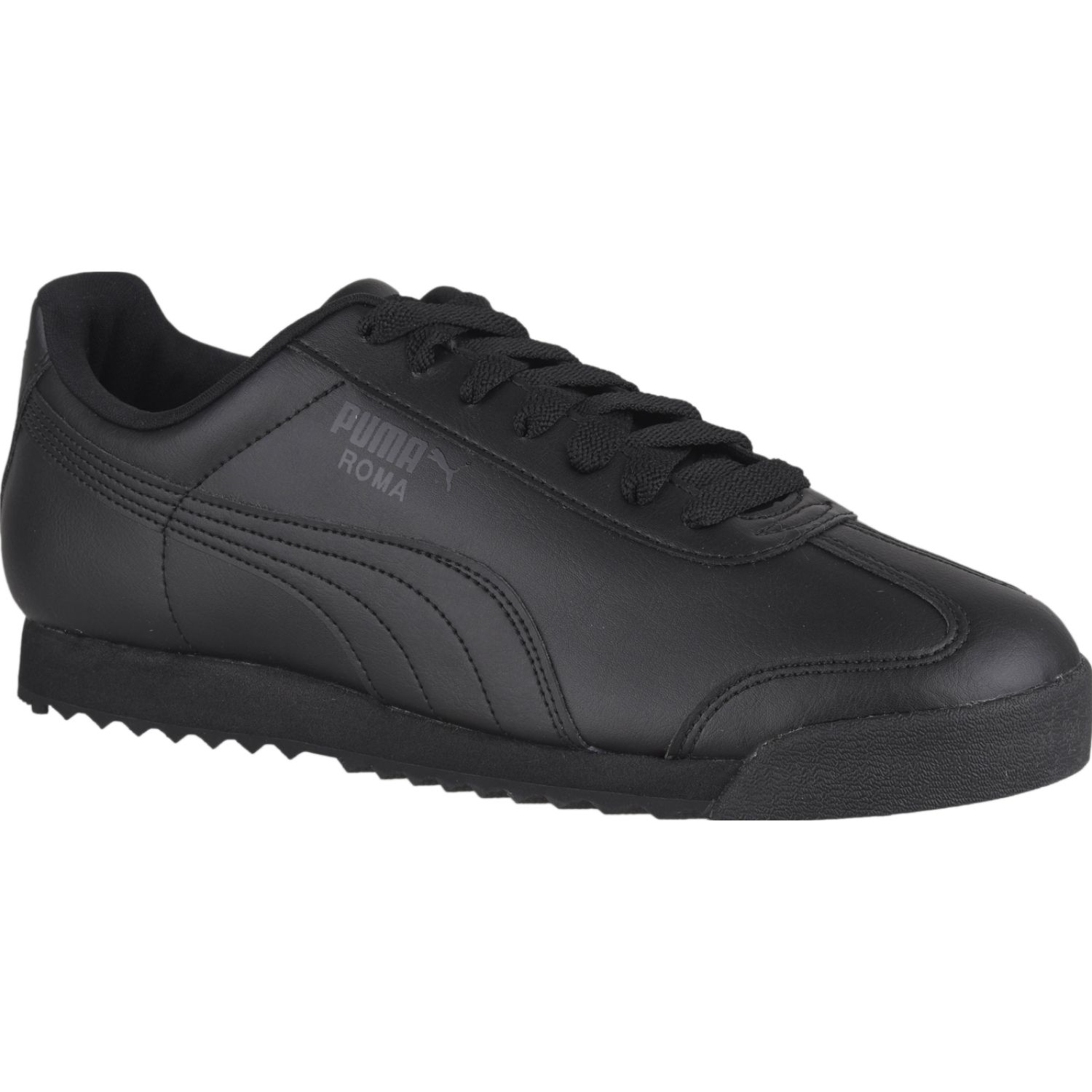Puma roma basic Negro / negro Walking