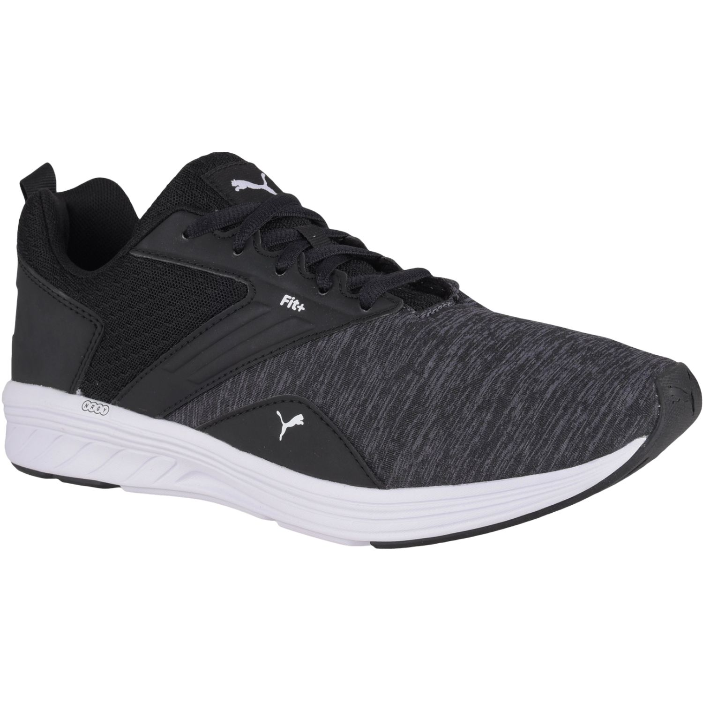 Puma Comet Negro / blanco Calzado de correr