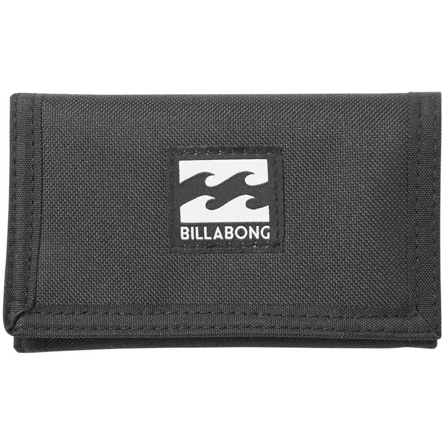 Billeteras de Hombre Billabong Gris / blanco atom wallet