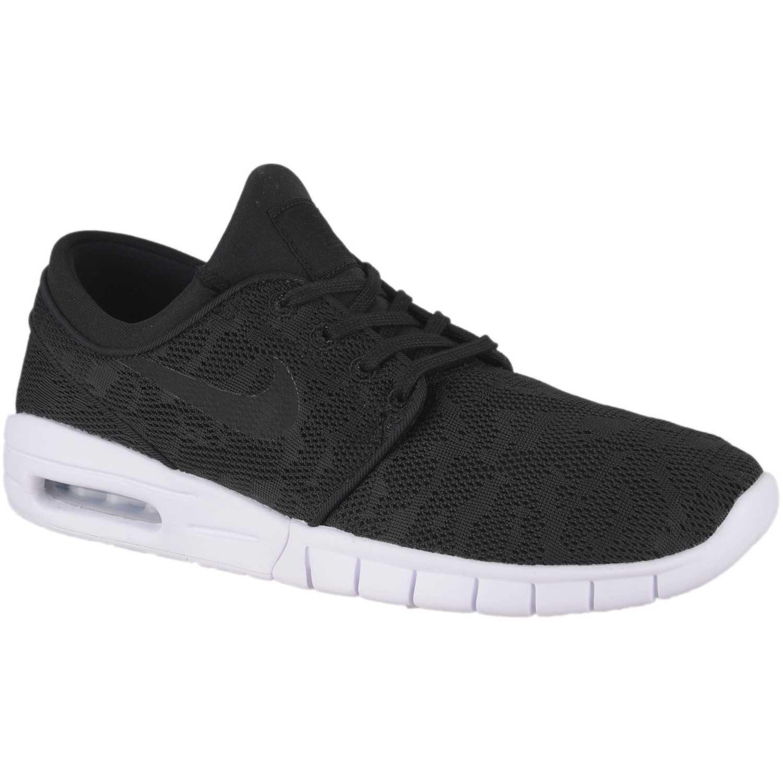 Zapatilla de Hombre Nike Negro / blanco nk sb air max janoski
