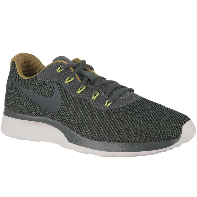 Nike nk tanjun racer Verde / blanco Walking