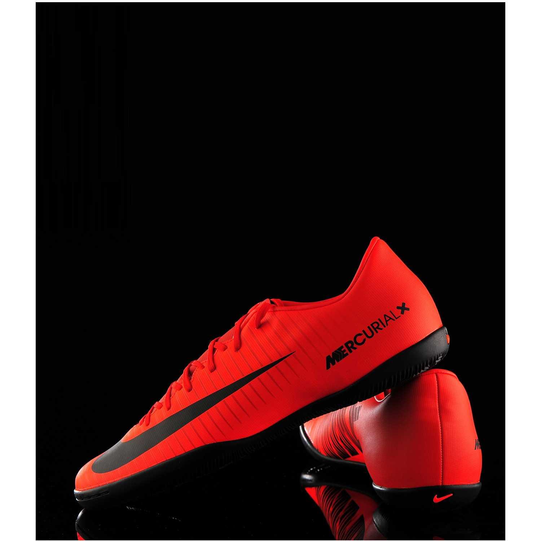 Deportivo de Hombre Nike Rojo / negro mercurialx victory vi ic